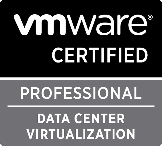 VCP-DV - VMware Certified Professional - Datacenter Virtualization