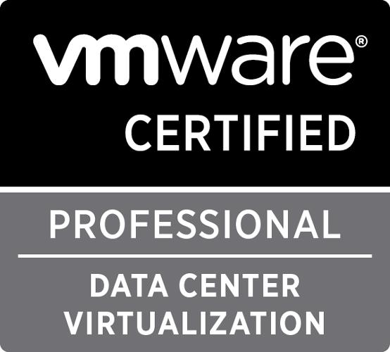 VCP-DV - VMware Certified Professional - Datacenter Virtualization